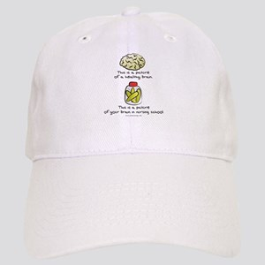 Nursing School Brain Cap