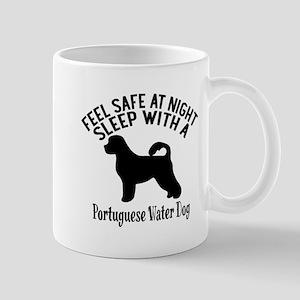 Feel Safe At Night Sleep With Po 11 oz Ceramic Mug