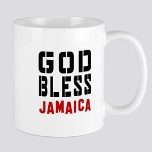 God Bless Jamaica Mug