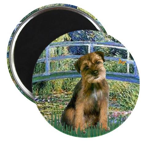 """Bridge / Border Terrier 2.25"""" Magnet (10 pack)"""