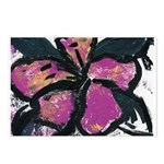 Tropical Florals Postcards (Package of 8)