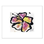 Tropical Florals Small Poster