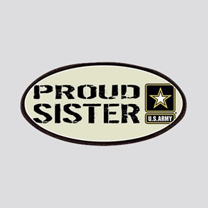 Proud Sister Of A Us Marine Patches Cafepress
