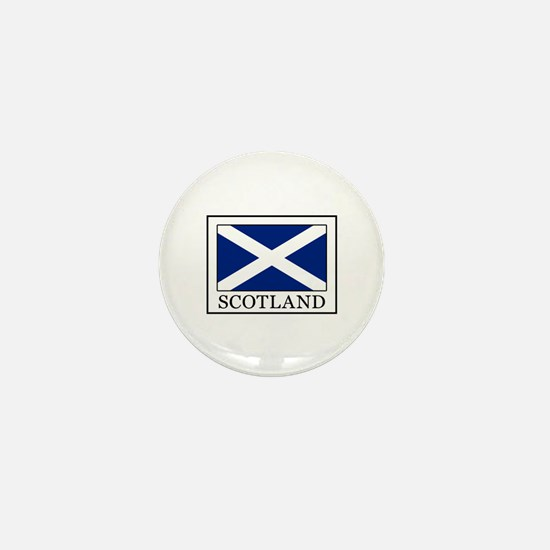 Scotland Mini Button
