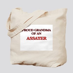 Proud Grandma of a Assayer Tote Bag