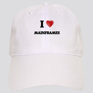 I Love Mainframes Cap