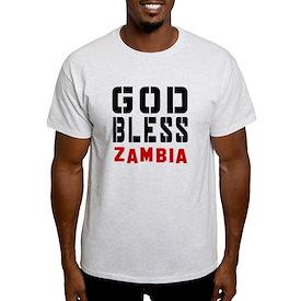 God Bless Zambia T-Shirt