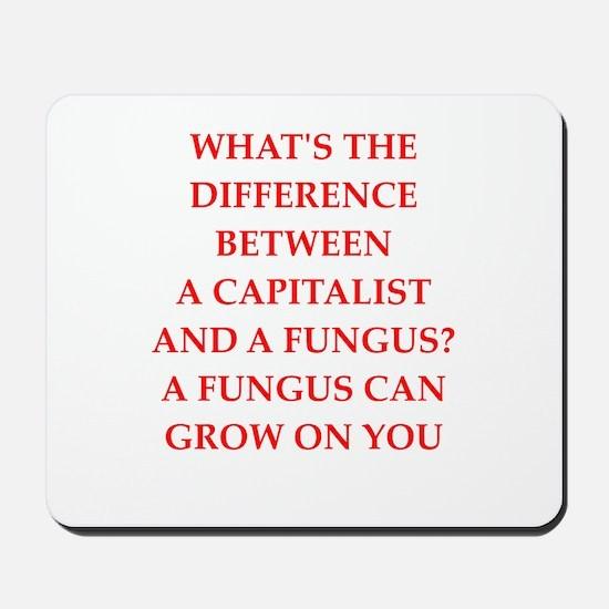 capitalist Mousepad