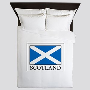Scotland Queen Duvet