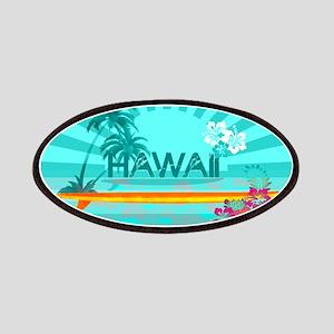Hawaii Emerald sun fish ocean Patch
