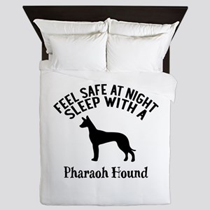 Feel Safe At Night Sleep With Pharaoh Queen Duvet