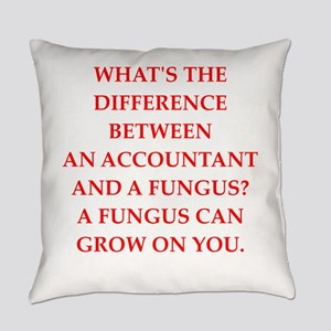 accountant Everyday Pillow