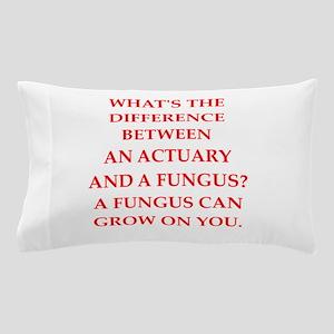 actuary Pillow Case