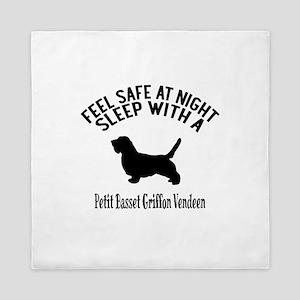 Feel Safe At Night Sleep With petit ba Queen Duvet