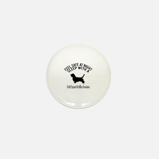 Feel Safe At Night Sleep With petit ba Mini Button
