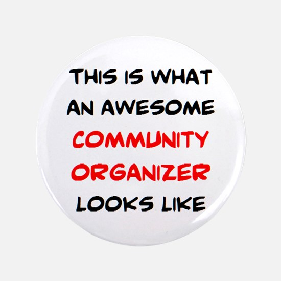 awesome community org Button