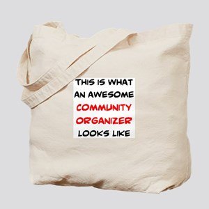 awesome community org Tote Bag