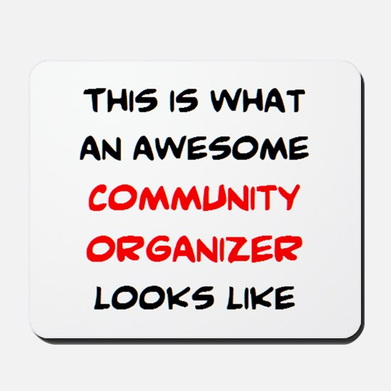 awesome community org Mousepad
