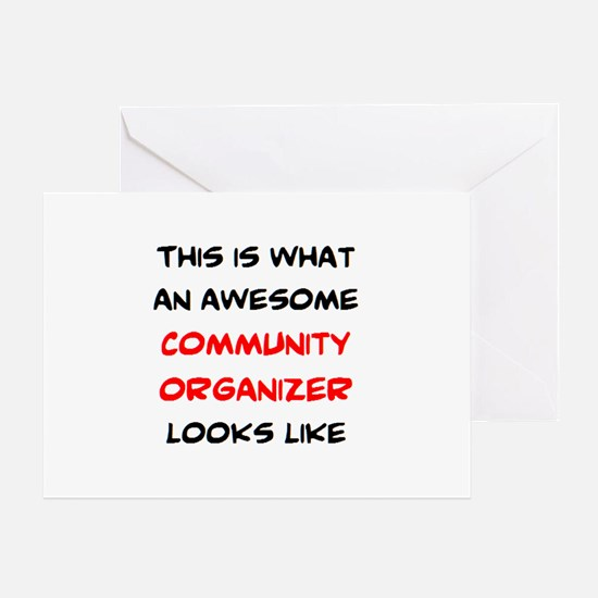 awesome community org Greeting Card