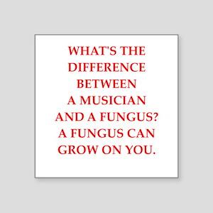 funny fungus joke Sticker