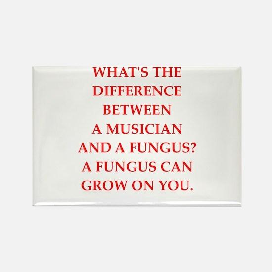 funny fungus joke Magnets
