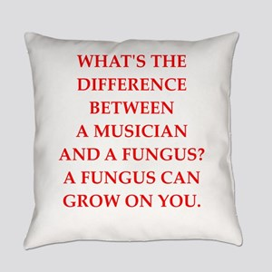 funny fungus joke Everyday Pillow
