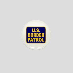 U.S. BORDER PATROL Mini Button