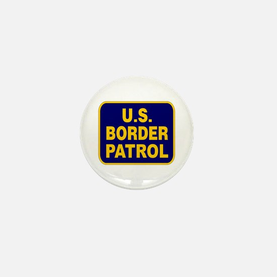 U.S. BORDER PATROL Mini Button