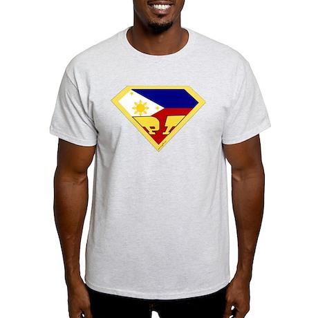 Filipino Flag Light T-Shirt