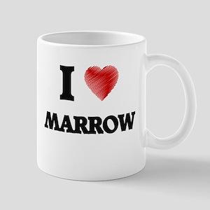 I Love Marrow Mugs