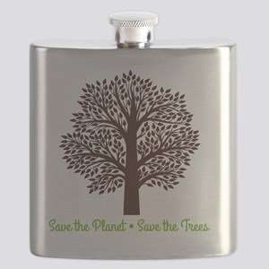 Save the Planet Flask