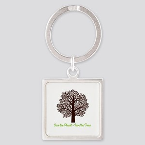 Save the Planet Keychains