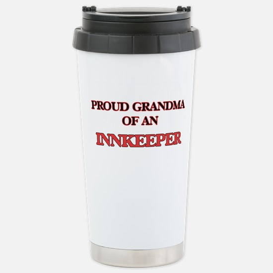 Proud Grandma of a Innk Stainless Steel Travel Mug