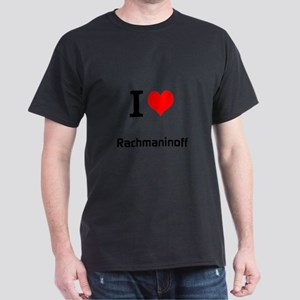 I Love Rachmaninoff T-Shirt