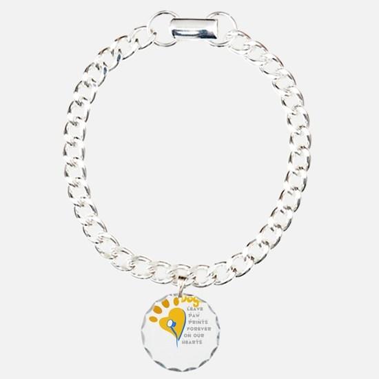 Lab paw Bracelet