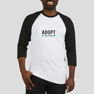Adopt Baseball Jersey