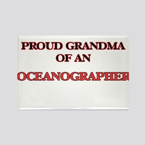 Proud Grandma of a Oceanographer Magnets