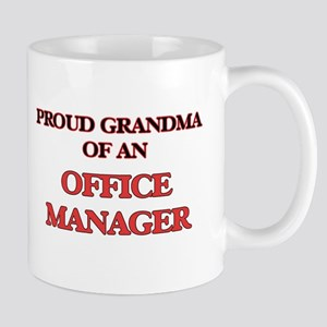Proud Grandma of a Office Manager Mugs