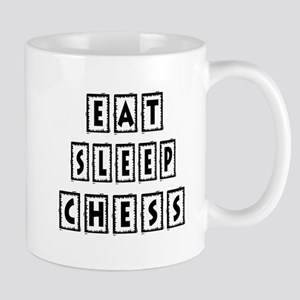 Eat Sleep Chess Mug