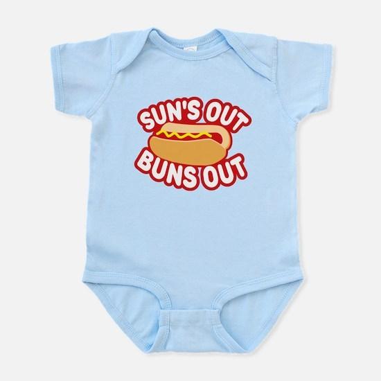 Sun's Out Buns Out Body Suit