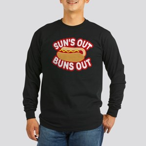 Sun's Out Buns Out Long Sleeve T-Shirt