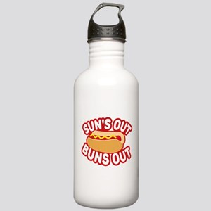 Sun's Out Buns Out Stainless Water Bottle 1.0L
