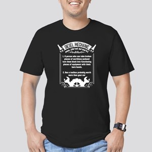 I Am A Diesel Mechanic T Shirt T-Shirt