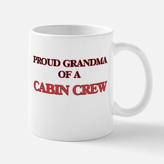 Proud Grandma of a Cabin Crew Mugs