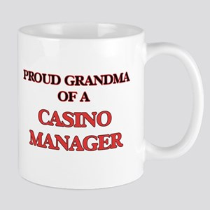 Proud Grandma of a Casino Manager Mugs