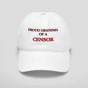 Proud Grandma of a Censor Cap
