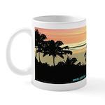 Turtle Hatchling Tropical Inspiration Mug