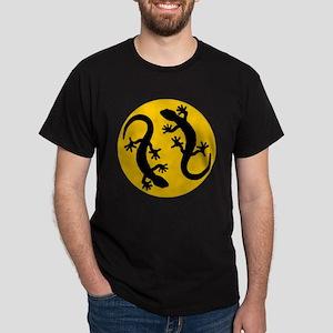 Zwei Geckos T-Shirt