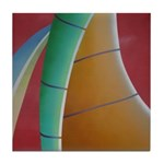 REDSKIES SAILS Tile Coaster
