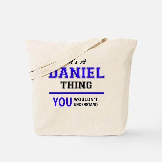 Funny Daniel Tote Bag